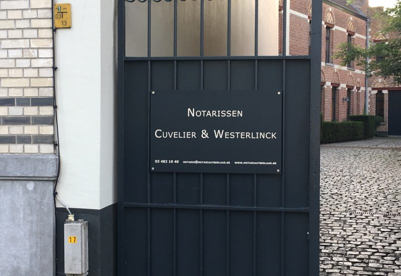 Cuvelier & Westerlinck