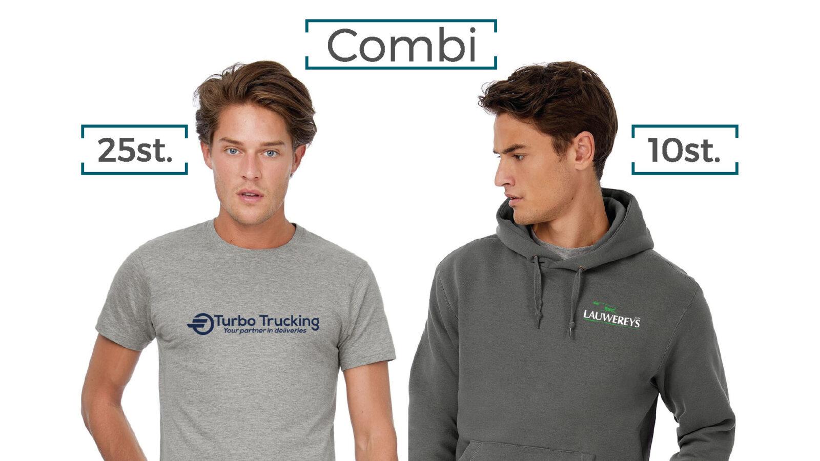 Summer deal combi textiel