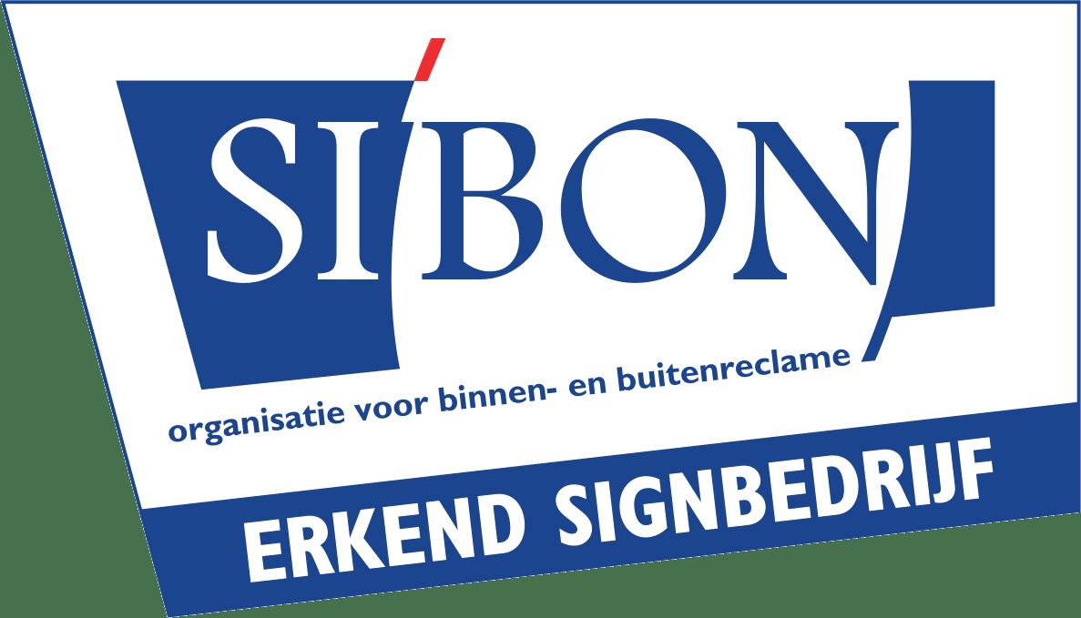 erkend signbedrijf sibon